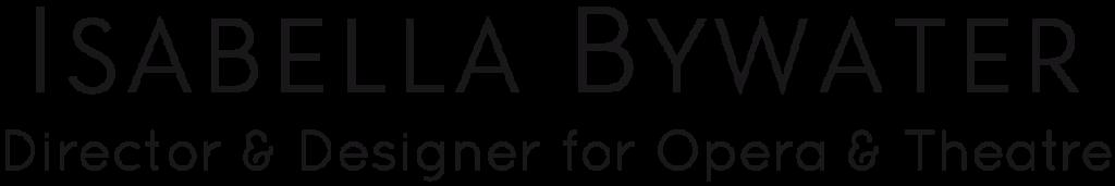 Isabella Bywater Director & Designer